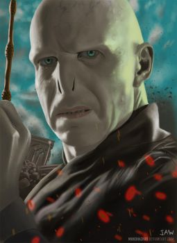 The Dark Lord Voldermort by JoelWhite