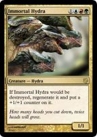 Immortal Hydra by Eruner