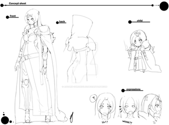 New Character Concept Sheet by Asgard-Chronicles