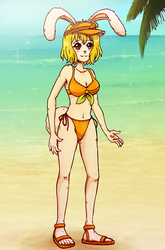 Summer - Carrot v2 [Request] by Olivia-27