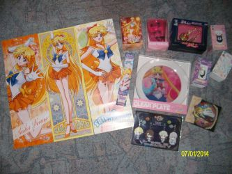 Sailor Moon collection pt. 46 by RoseMarionTyler