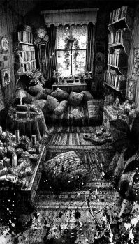 Room by SandraInk
