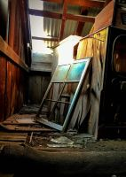 Forgotten in the Attic by StephGabler