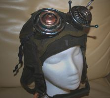 Steampunk Goggles WIP by pinochioO-5