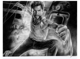 wolverine by Thubakabra