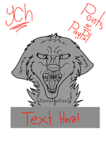 Furious YCH (OPEN) [POINTS OR PAYPAL] by ZorraTheFox