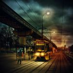Moscow Tram by inObrAS