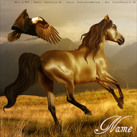Premade Collab with FelixFelicias by VIP-EquineArt