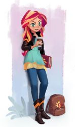 Sunset Shimmer by aJVL