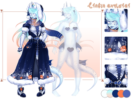 Dextro adopt: Arctic Explorer CLOSED by Lunathyst
