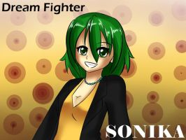 Sonika: Dream Fighter by DaDoofus