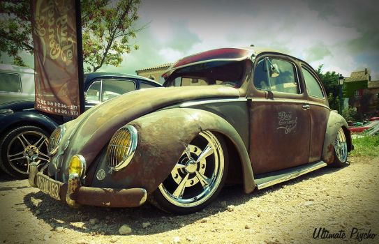 Volkswagen - Old School Day by Ultimate-Psycho