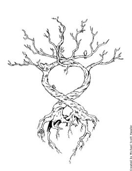 Tree of Life by hassified