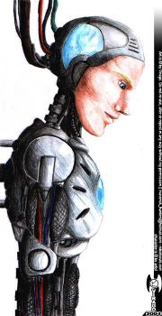 Robot - skinless by virago-rs