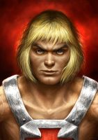 He Man by Reffelia