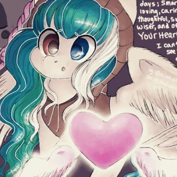 Angel Bub by xKellySDrawsx