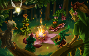 Forest Festival by Calefacto