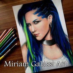 Alissa White-Gluz by DeadOceans