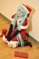 Vocaloid: Christmas by PockyTheif