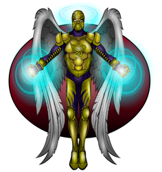 GUARDIAN ANGEL for Ubiquitous Pixel by Smitty309