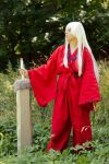 Half-demon InuYasha by Shadica1stClass