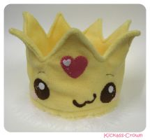 Kickass Crown by kickass-peanut