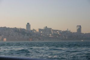 Istanbul by Mottcalem