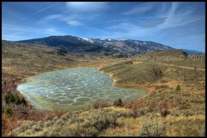 Kliluk, the Spotted Lake by NaujTheDragonfly