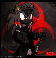 Bio The Hedgehog :Gift: by G-Wolfe