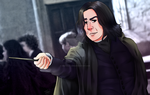 Snape's Wand by Abstract-2000