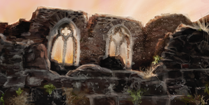 A new dawn over the ruins of yesterday by NymphTale