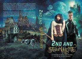 2nd And Starlight - print, wraparound by LHarper