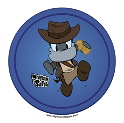 Penguin Suits - Indiana Jones by SillyNate