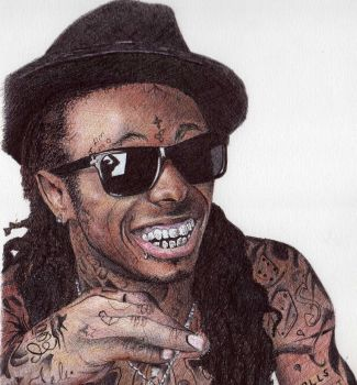 Lil Wayne FINALLY Finished by leahlapera