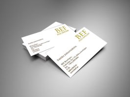 Business card by Atabeyli