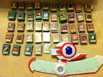 New Yu-Gi-Oh! Stuff!!! by MischievousMeerkat