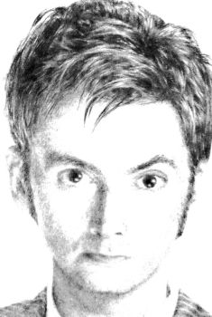 David Tennant Redo! by theVoodooQueen