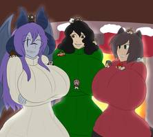 A very Giant Christmas to all by owlizard