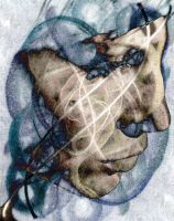 mask of confusion by Incongruent