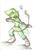 furry link by larsMoon