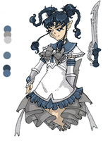 Tindome Senshi: Sailor Mithril by xxkorinxx
