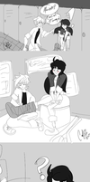Miraculous Comic by cartoonation