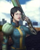 Curie Fallout 4 by emp2693