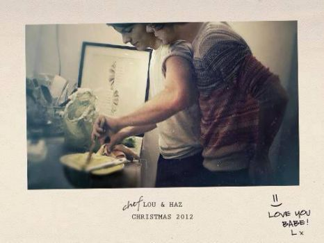 Larry Stylinson by Camyloveonedirection