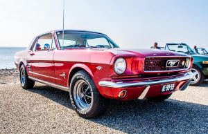 Ford Mustang by TLO-Photography