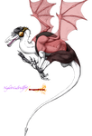 TF2 Dragons: Scout by nightwindwolf95