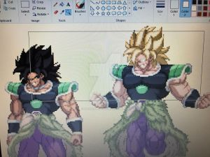 Broly (Extreme Butoden)