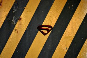 warning superman by gnrbishop