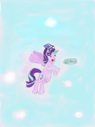 Season 8 finale spoilers (I'm Joking) ATG Day 30 by Starlight-Flux