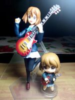 Yui and little Yui by ArthurT2015
